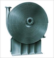 I型回轉式螺旋板式換熱器